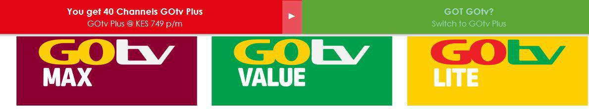 Gotv Kenya Packages