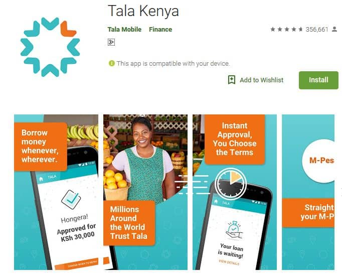 Tala App Download for Android.