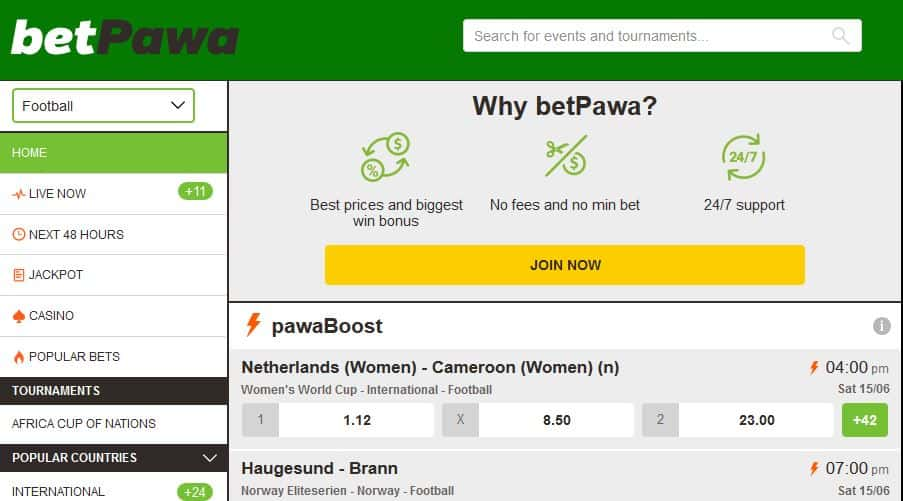 How To Win betPawa Jackpot: Sports Betting In Kenya