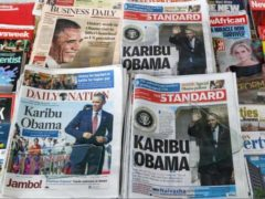 popular kenyan newspapers