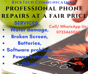 We repair all types of phones and laptops